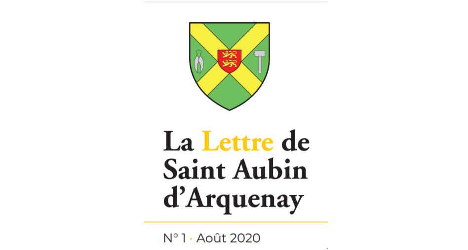 Bulletin municipal nº1 – Août 2020