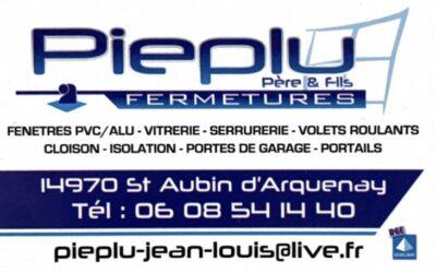 PIEPLU FERMETURES