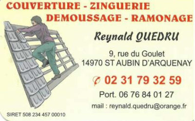 Reynald QUEDRU